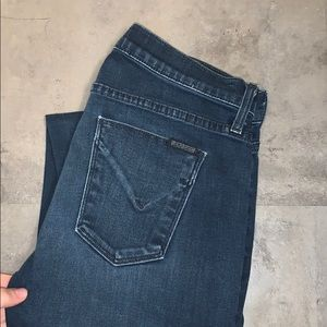 Hudson brand dark wish skinny jean
